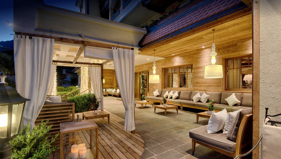 Wellness hotels in South Tyrol